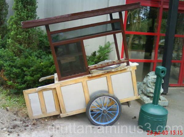 En slags matvagn
