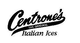 ITALIAN ICES  YHOOO  WHOOO