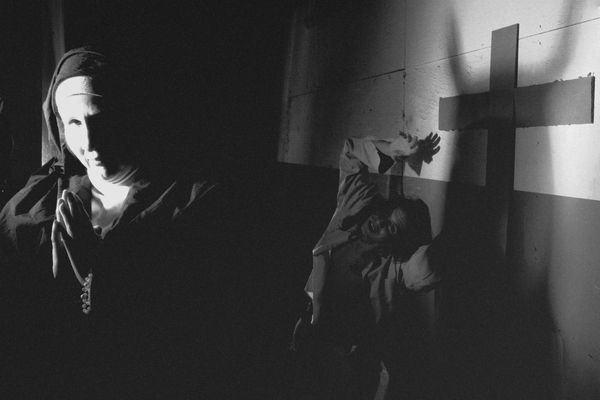 Film Noir - NUN OF THAT SINNER