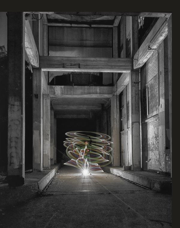 More Light Painting