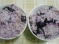 最爱紫薯米饭