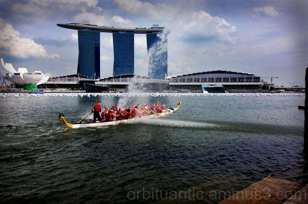 Dragon Boat, Singapore