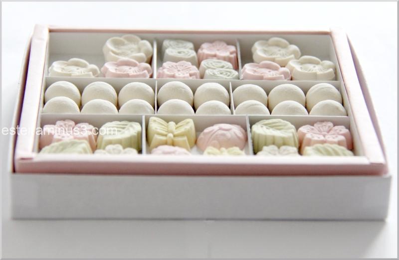 japanese sweets I