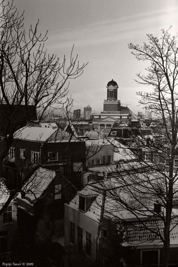 Leiden In The Snow