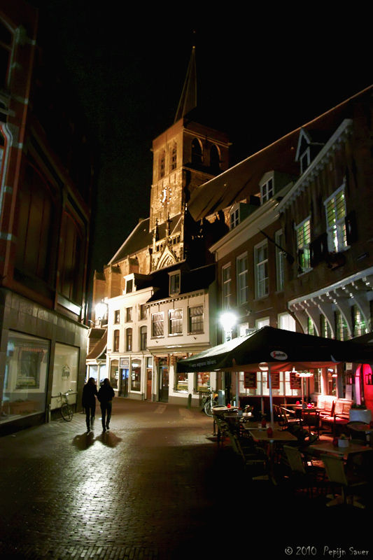 Amersfoort By Night