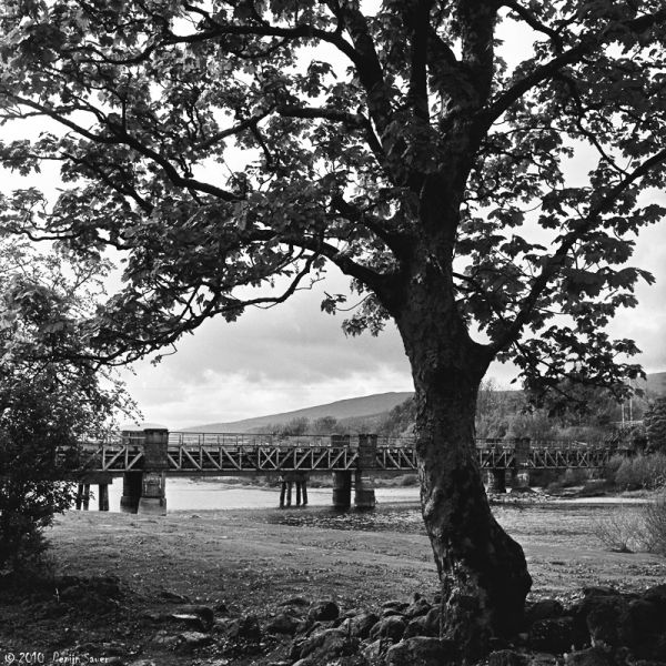 Railroad Bridge just ouside Fort William, Scotland