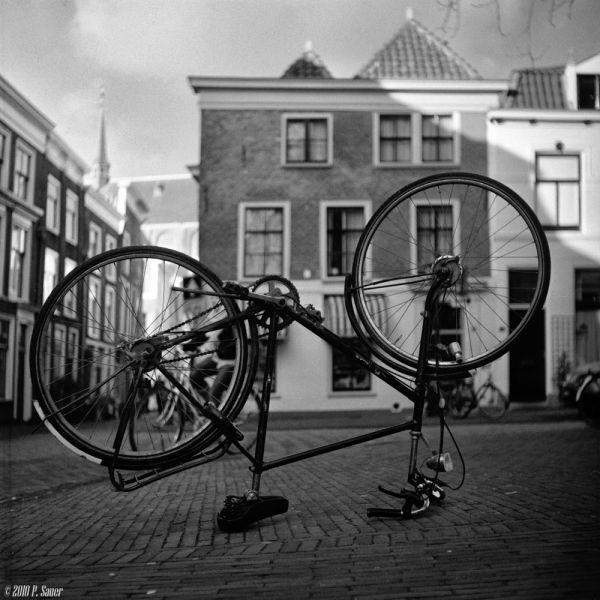 Bike in Leiden