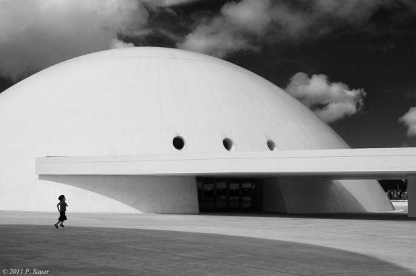 Niemeyer Cultural Center, Aviles, Asturias, Spain