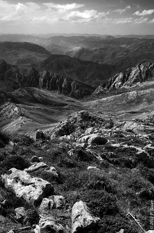 mountains in asturias