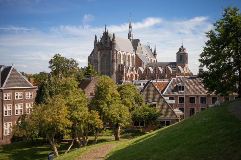 Leiden Hooglandse Kerk Church