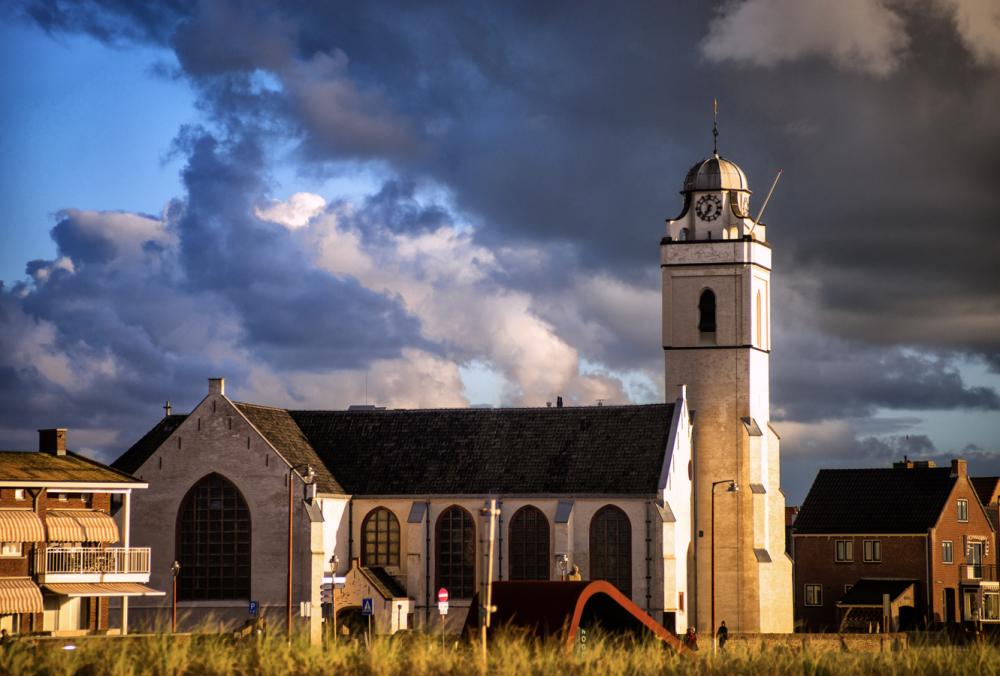 witte kerk katwijk