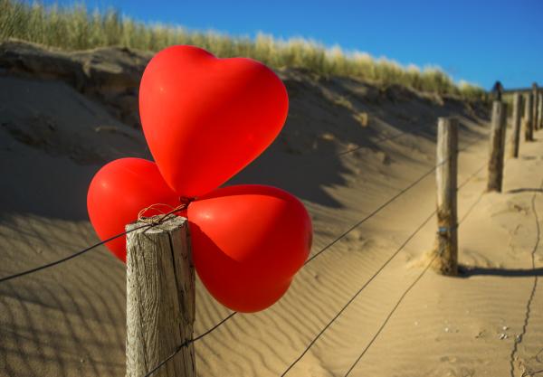 Three Hearts Tied Up