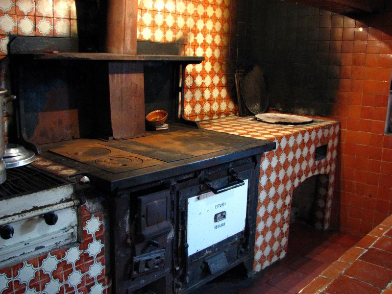 Estufa de le a food cuisine photos destilando el tiempo - Estufas de lena economicas ...