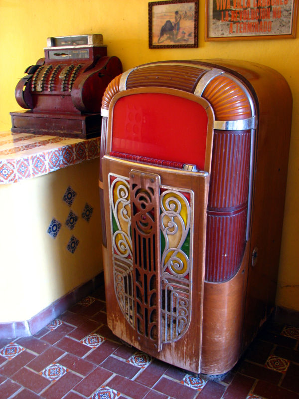 Antigüedades, San Luis Potosí