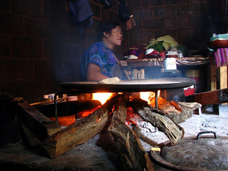 Cocina de pueblo