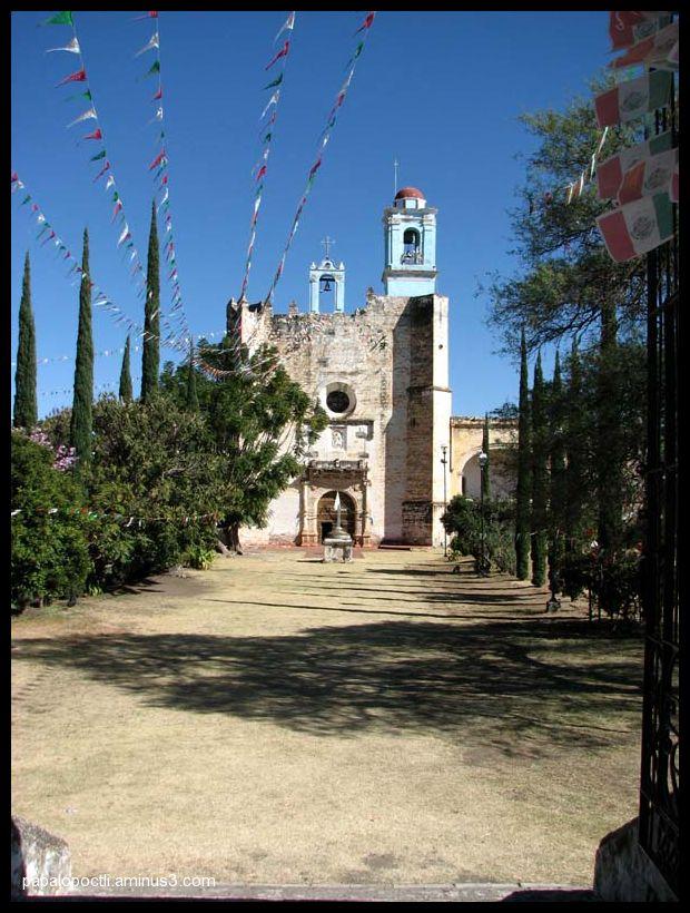 Iglesia de Huaquechula, Puebla