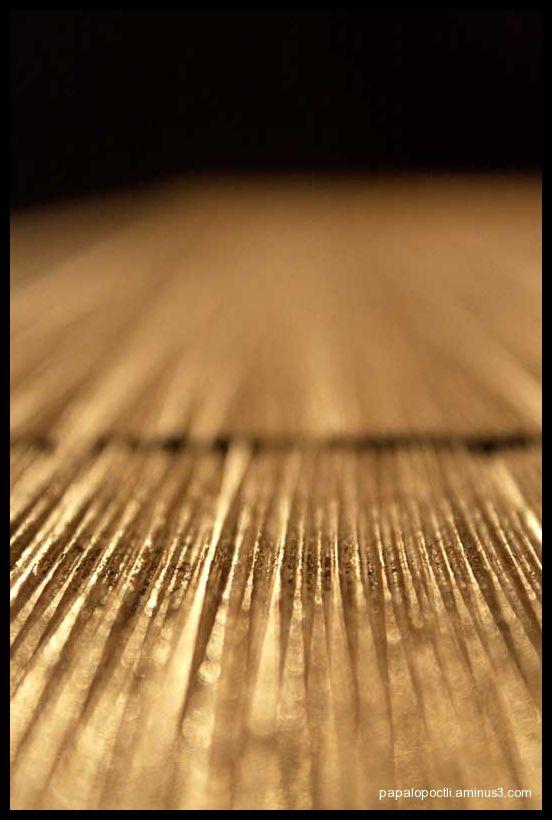 Textura de una pared de madera