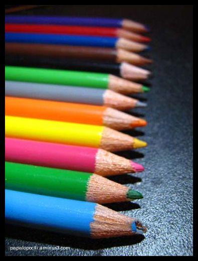 Líneas de colores