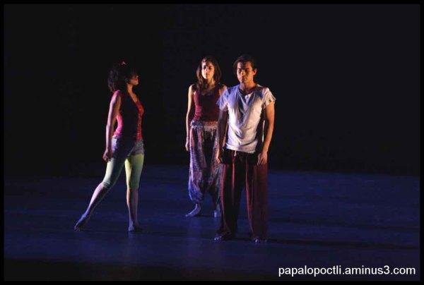 Otro baile en la Sala Covarrubias, UNAM