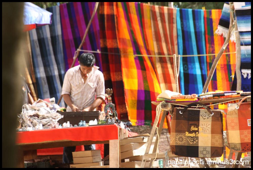 Recuerdos en Chichén Itzá