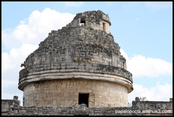 Observatorio de Chicén Itzá