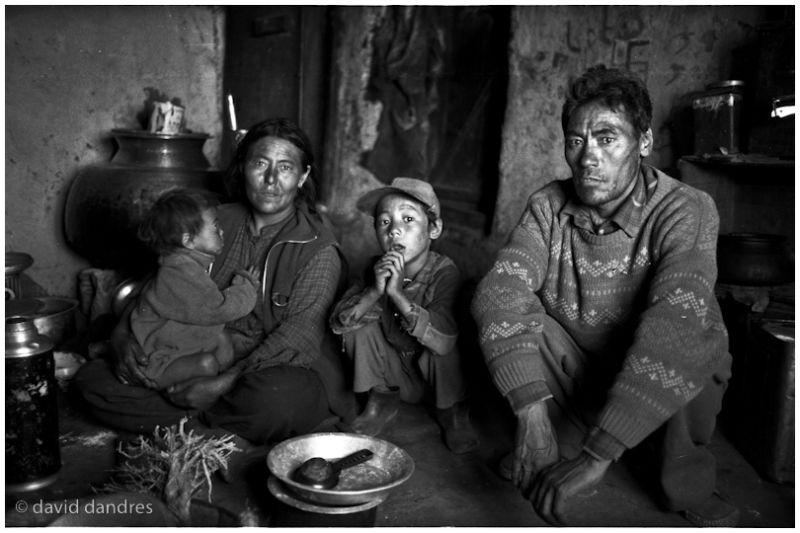 famille ladakhi