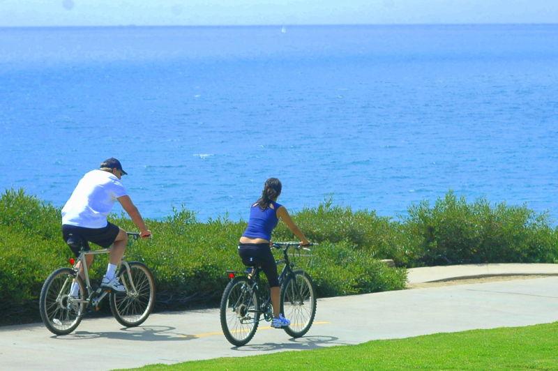 Leisure Biking