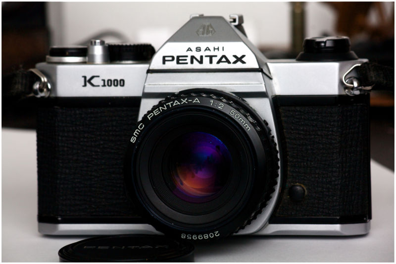 My Pentax K-1000