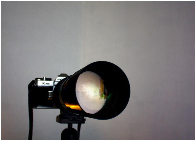 Soligor 400mm f/5.6