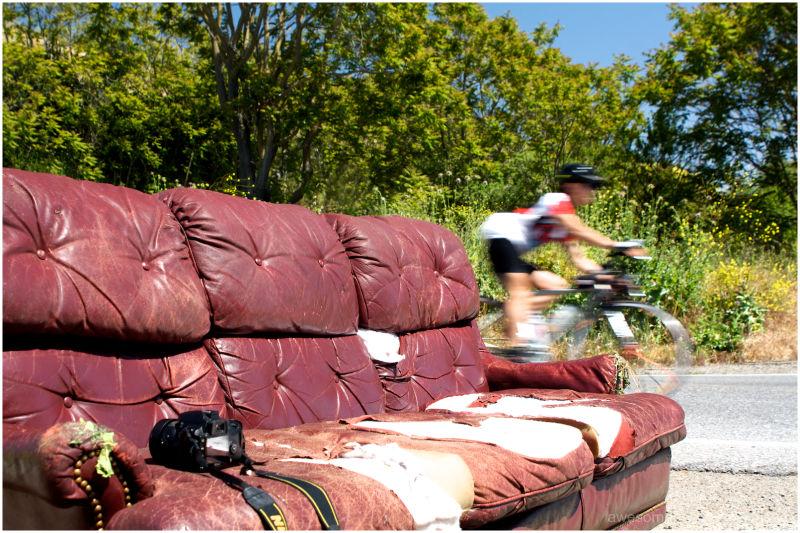 Mt. Hamilton Couch