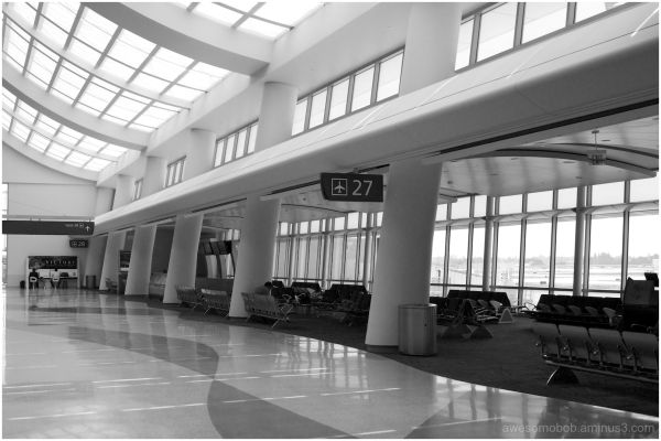 The Norman Y. Mineta San Jose Int'l Airport