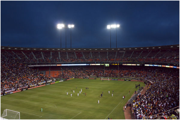 Candlestick Park: Real Madrid v. Club America