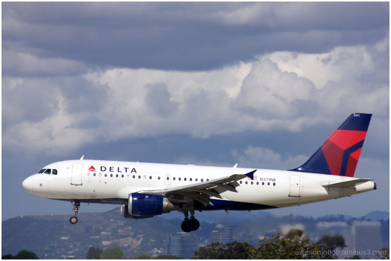 Delta A319