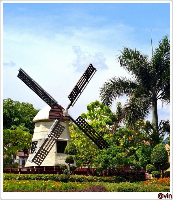 Windmill @ Melacca, Malaysia