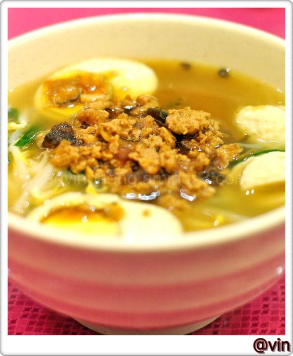 Taiwan Tang Tang Noodles