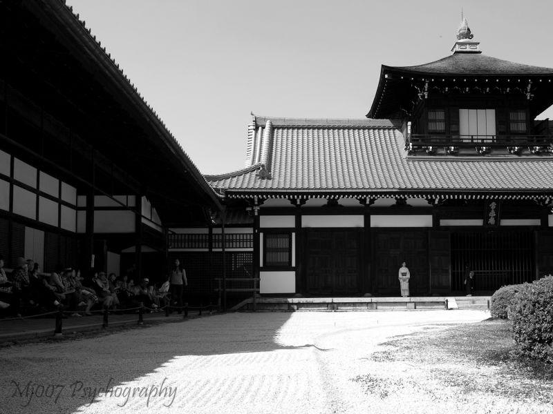東福寺- Tofukuiji- 枯山水庭園 in Kyoto