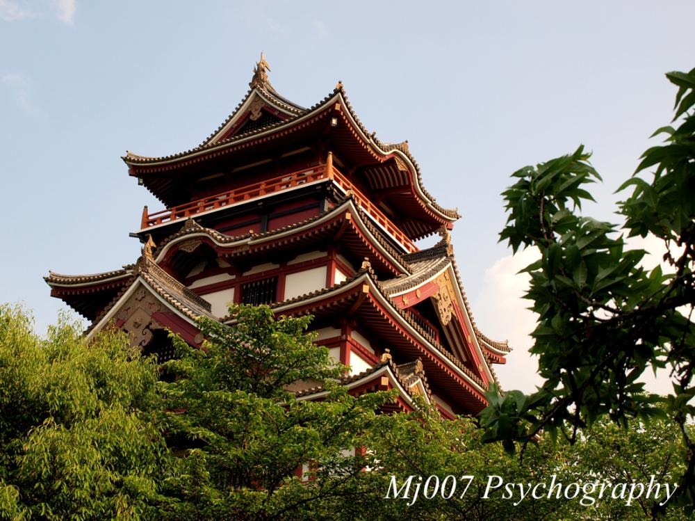 Momoyama fushimi castle 1/3