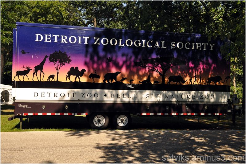Detroit zoological society