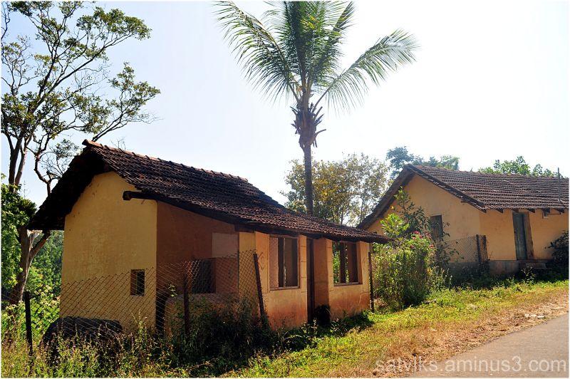 Tiled houses