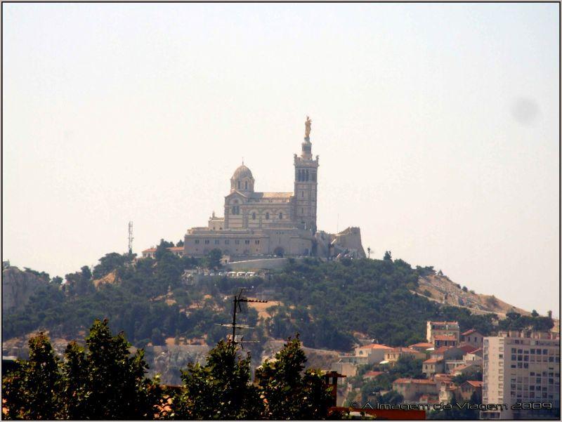 Notre Damme, Marseille