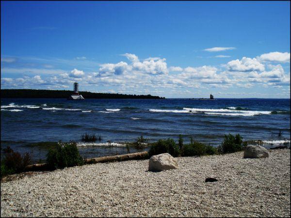 south shore of mackinac island