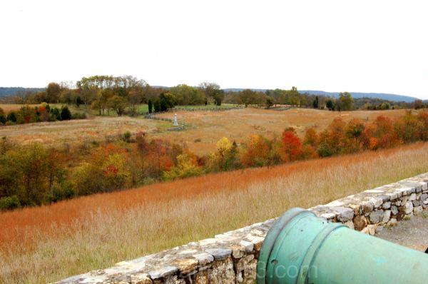 The Last Battle at Antietam