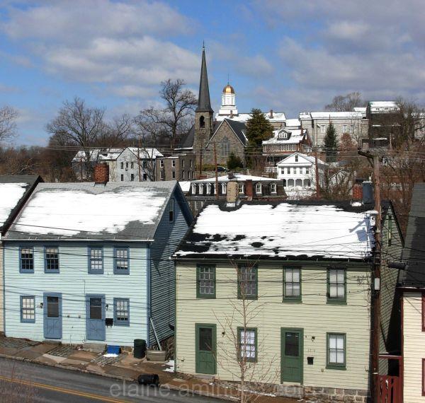 View of Ellicott City