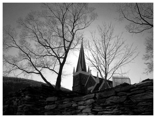 church, Harper's Ferry