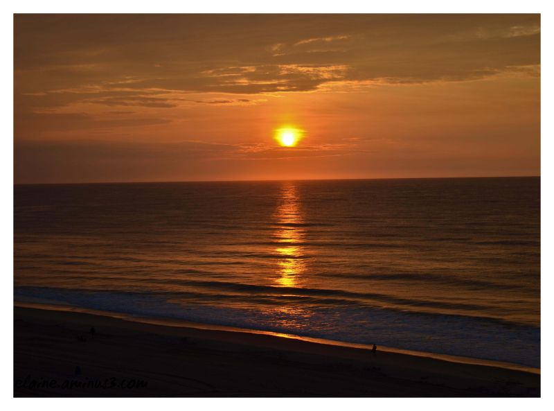 Sunrise Ocean City