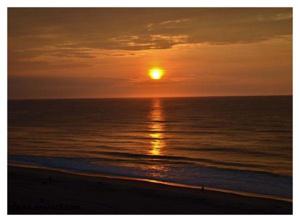 Sunrise Ocean City