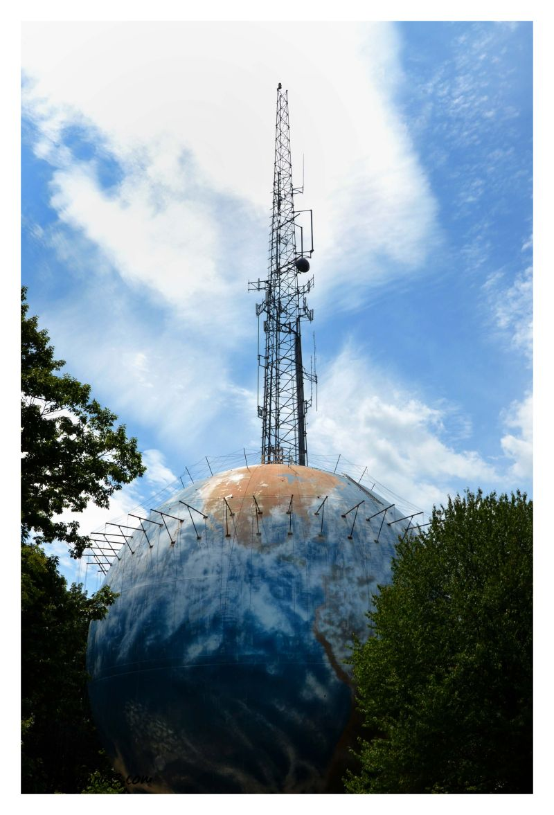 Earthoid Water Tower