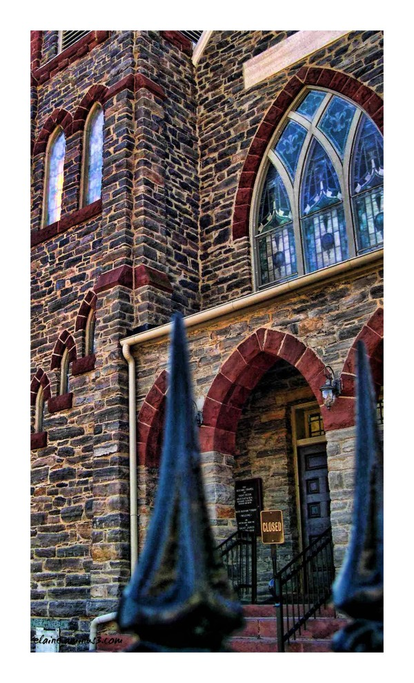 Harper's Ferry church