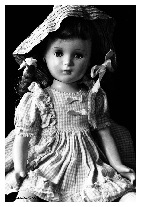 my mother's doll
