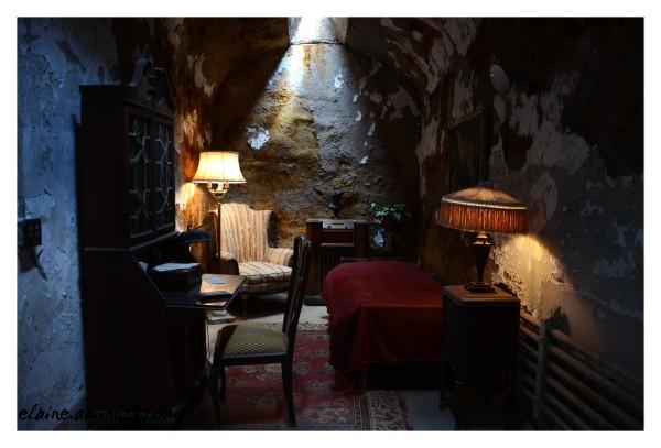 Al Capone's Prison Cell